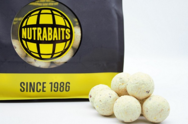 Nutrabaits Cream Cajouser 15mm Shelf Life Boilies