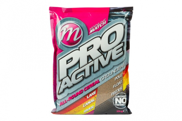 Mainline Match Pro Active Groundbait 2kg
