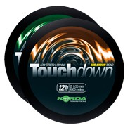 Korda Touchdown 12lb Sub Green 1000m 0.35mm