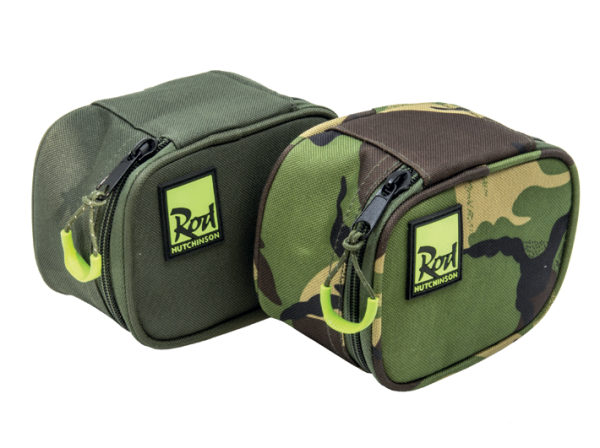 Rod Hutchinson Lead Pouch Small Olive Green
