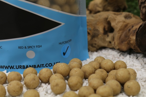 Urban Baits Nutcracker 14mm Boilies 1kg Shelf Life