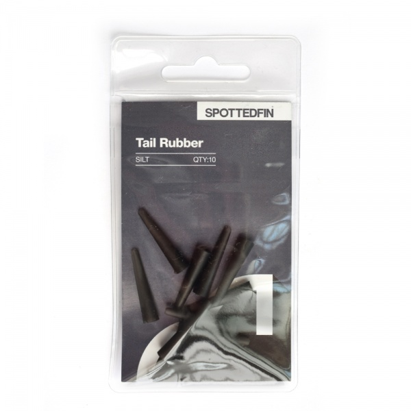 Spottedfin Tail Rubbers Silt