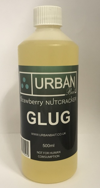 Urban Bait Strawberry Nutcracker Glug 500ml