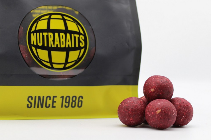 Nutrabaits Chilli Crab 15mm Shelf Life Boilies 1kg