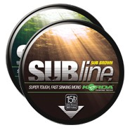 Korda Subline 15lb Mono Sub Green 1000m 0.40mm