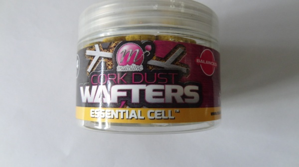 Mainline Baits Cork Dust Wafters Essential Cell 14mm