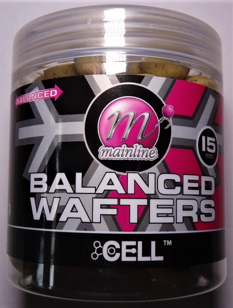 Mainline Baits Balanced Wafters Cell 15mm