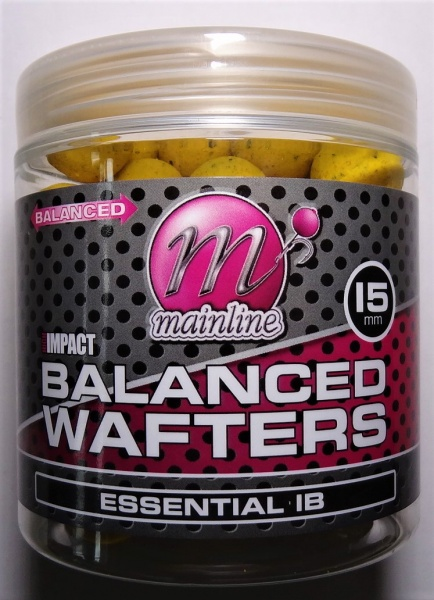 Mainline Baits High Impact Balanced Wafters Essential IB