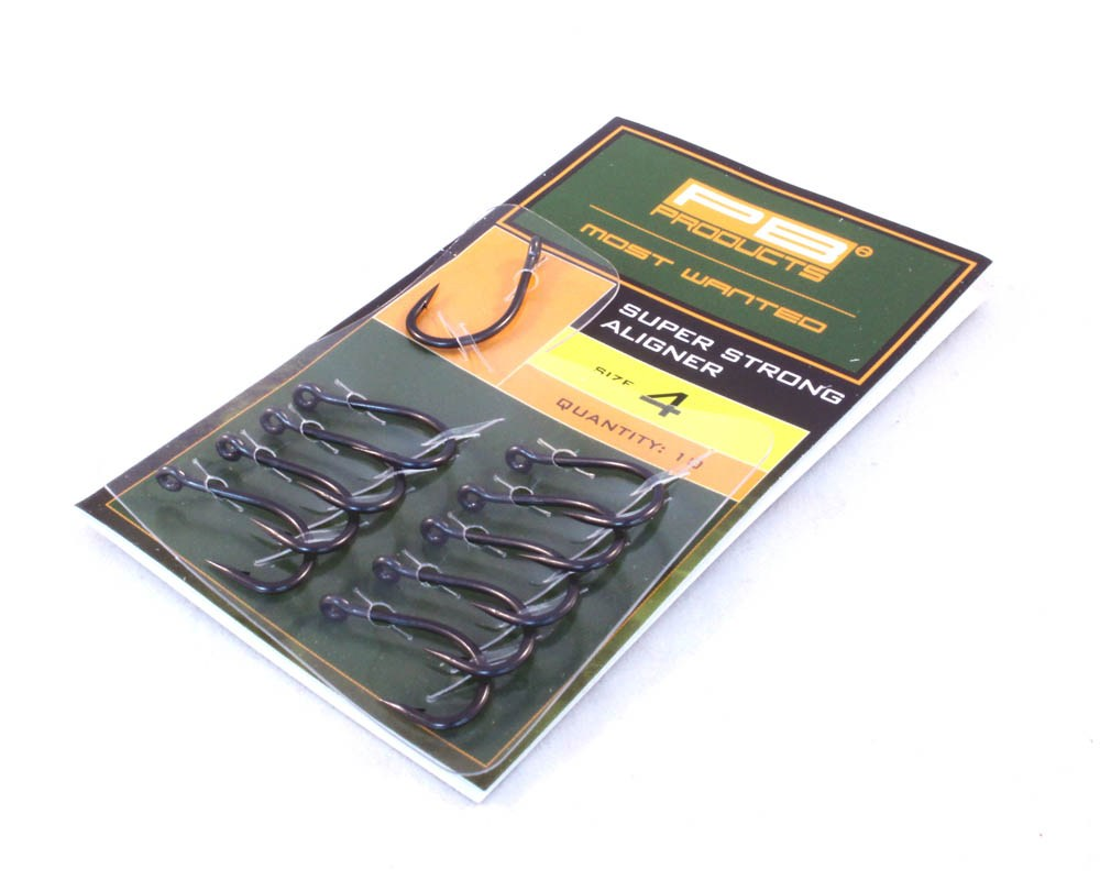 PB Products Super Strong Aligner Hook DBF Size 6