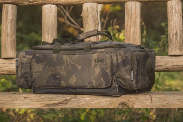 Solar Tackle Undercover Camo Carryall Large