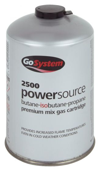 Go System 2500 Powersource Gas Cartridge445g