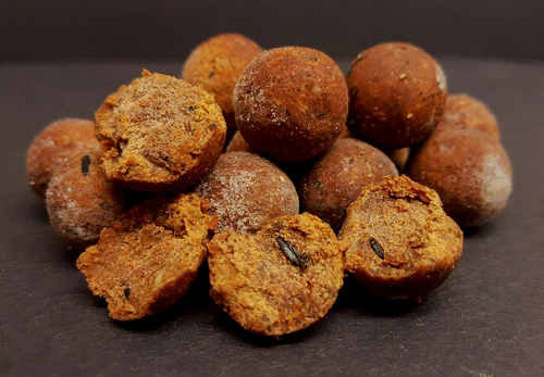 CCMoore Pacific Tuna Boilies 15mm Shelf Life